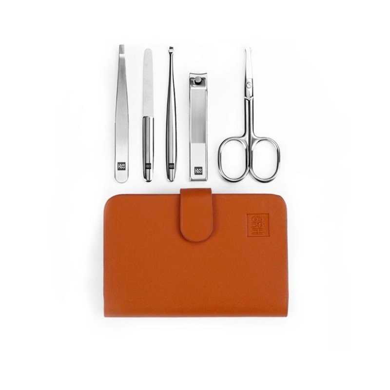 HuoHuo Stainless Steel Nail Clippers Set
